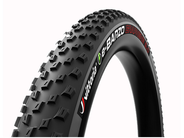 "Vittoria E-Barzo MTB Folding Tyre 29x2.25"" TNT Graphene 2.0, anthracite/black"
